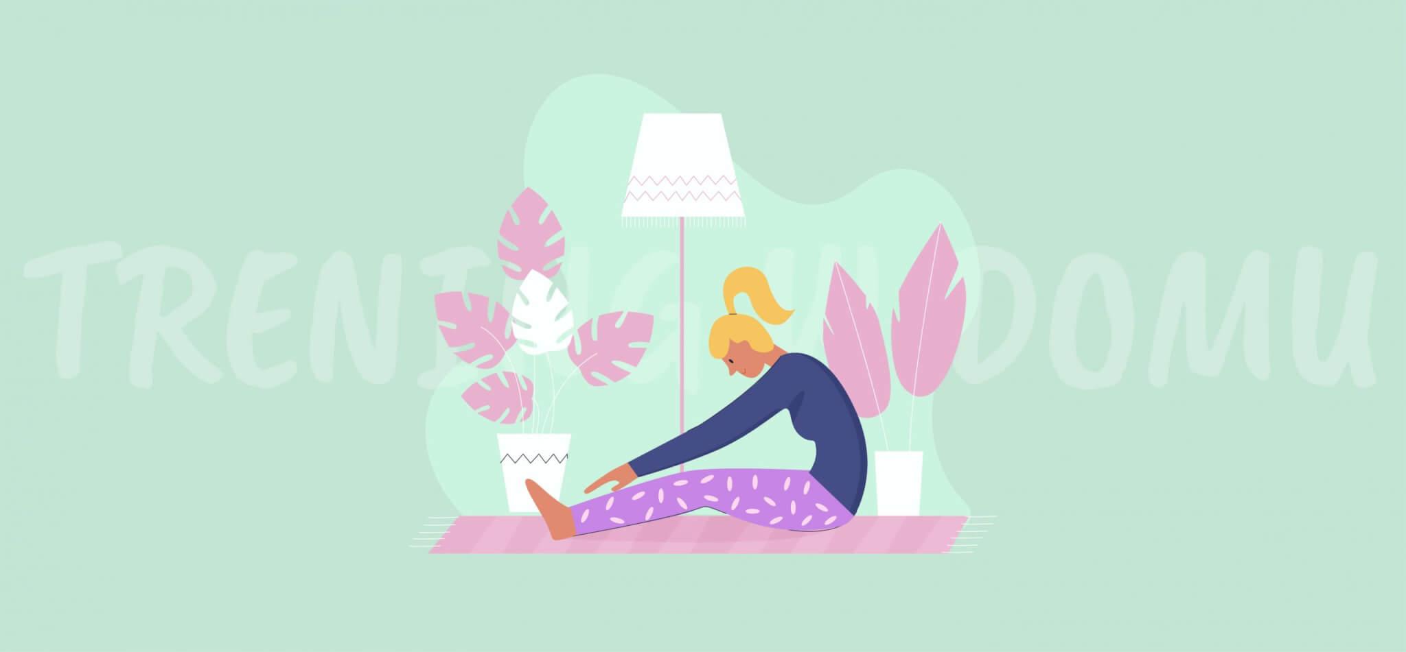 Zdjęcie do: Jak zacząć ćwiczyć w domu?