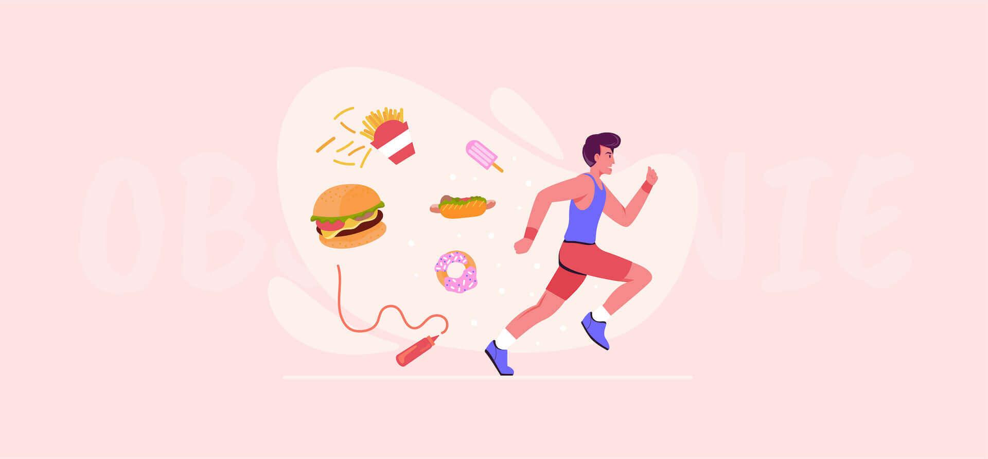 Zdjęcie do: Jak przestać się objadać?